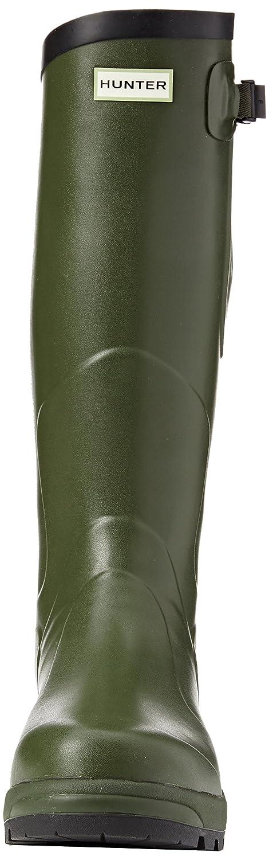 Hoggs of Fife - Botas de agua unisex, color verde, talla 47
