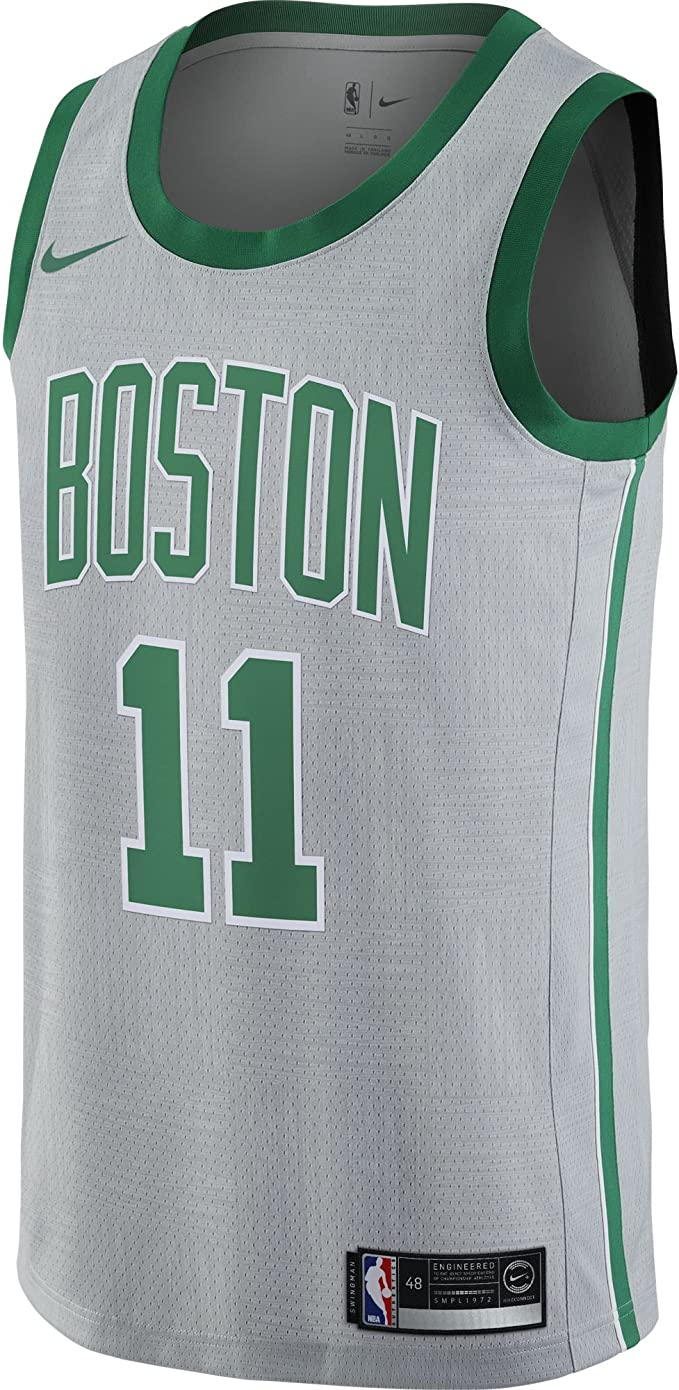 Nike NBA Boston Celtics Kyrie Irving 11 2017 2018 City ...