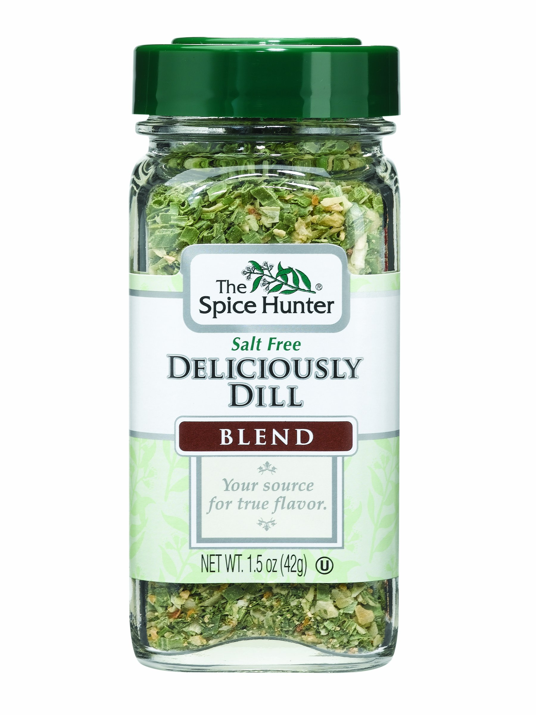 The Spice Hunter Deliciously Dill Blend, 1.5-Ounce Jar