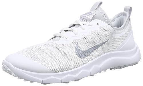8d5abe64467 Nike Golf FI Bermuda White Wolf Grey Women s Golf Shoes  Amazon.ca ...