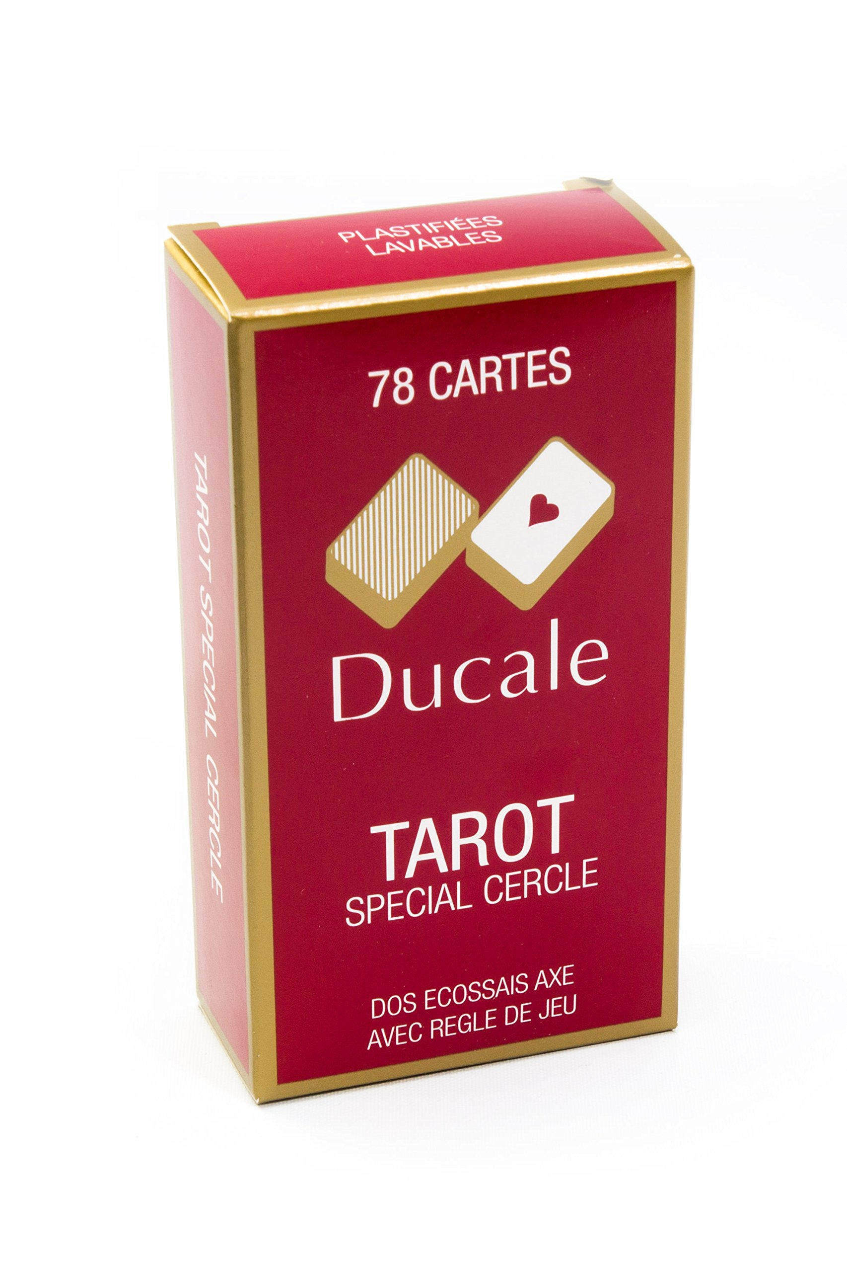 FRANCE CARTES-404680-Card Game-Tarot 78Cards Ducale by FRANCE CARTES (Image #3)