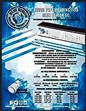 "Blue Demon 6010 X 3/16"" X 14"" X 50LB Vacuum Sealed"
