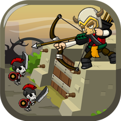 Viking Defense play games from hyan Games
