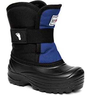 d4a4d0cc9caf Stonz Scout Cold Weather Snow Boots Super Insulated