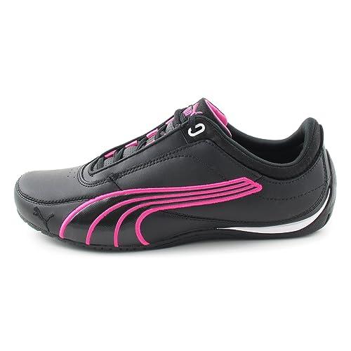 scarpe puma donna nere e rosa