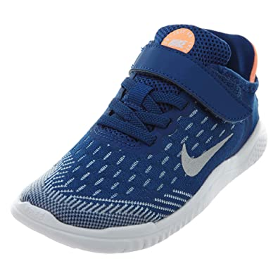 size 40 74a58 56668 Nike Free RN 2018 (PSV) Chaussures de Running Compétition Fille,  Multicolore (Gym