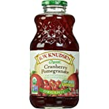 Knudsen, Organic Cranberry Pomegranate Juice, 1 Quart