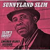 Slim's Shout+Chicago Blues Session