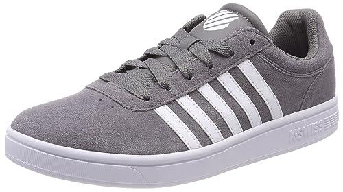 K-Swiss Court Cheswick SDE, Zapatillas para Hombre: Amazon.es: Zapatos y complementos