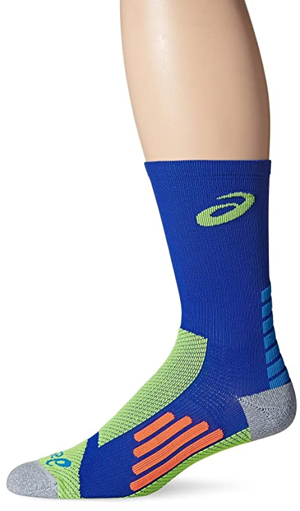 212212194b59 Amazon.com  ASICS Adult Old School Blur Knee Socks  Sports   Outdoors