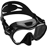 Cressi Kid's Scuba Diving Snorkeling Ultra Light Weight Premium | Mini Frameless: designed in Italy