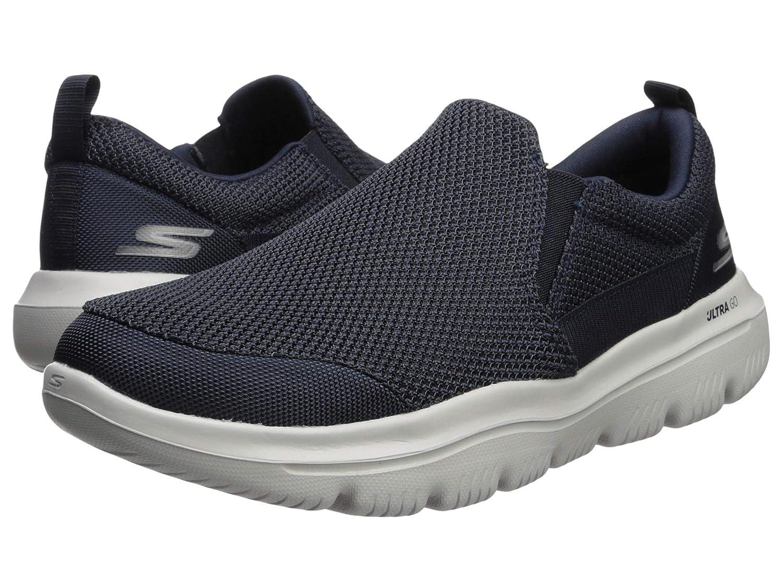 低価格 [スケッチャーズ] メンズスニーカーランニングシューズ靴 Go Go Walk Evolution Ultra - Impeccable Impeccable [並行輸入品] Evolution B07N8FCPF8 ネイビー/グレー 25.0 cm D 25.0 cm D ネイビー/グレー, 株式会社黎明美術印刷:b5936bb2 --- svecha37.ru