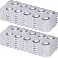2x 60 Tabletten für SCUBA + BAYROL Photometer Chlor + pH (12 Streifen)