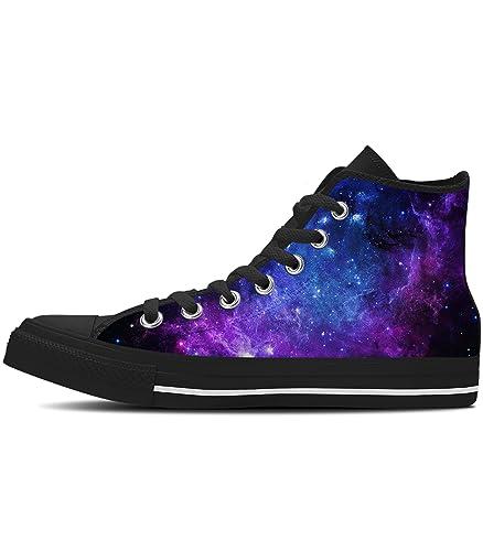 5e97ec4aadca Gnarly Tees Women s Galaxy Shoes