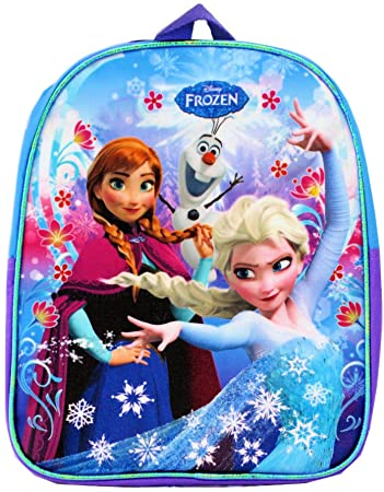 12b9cb48f50 Image Unavailable. Image not available for. Color  Disney Frozen 11 quot  Mini  Toddler Pre-school Backpack ...