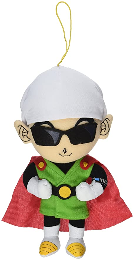 "Great Eastern GE-52742 Dragon Ball Z 8.5"" Great Saiyaman Stuffed Plush"