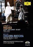マスカーニ:歌劇≪カヴァレリア・ルスティカーナー≫/レオンカヴァッロ:歌劇≪道化師≫ [DVD]