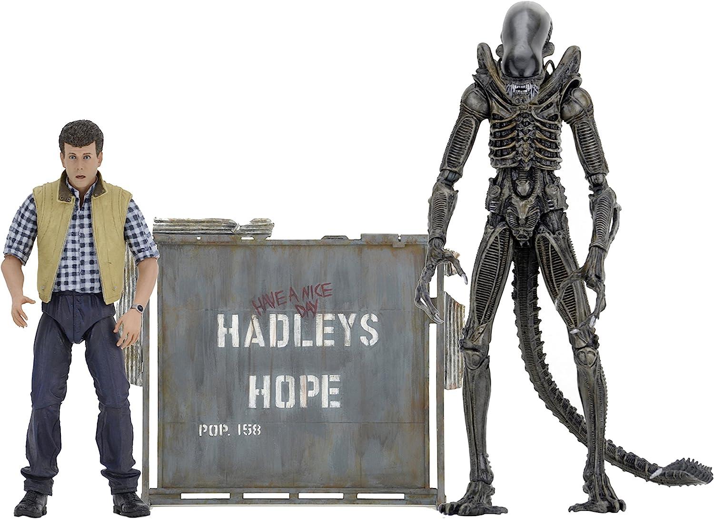 Aliens Hadleys Hope Pack de 2 Figuras (NECA NEC0NC51671): Amazon ...