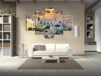 Amazon.com: Extra Large Islamic Religion Canvas Wall Art Mecca ...