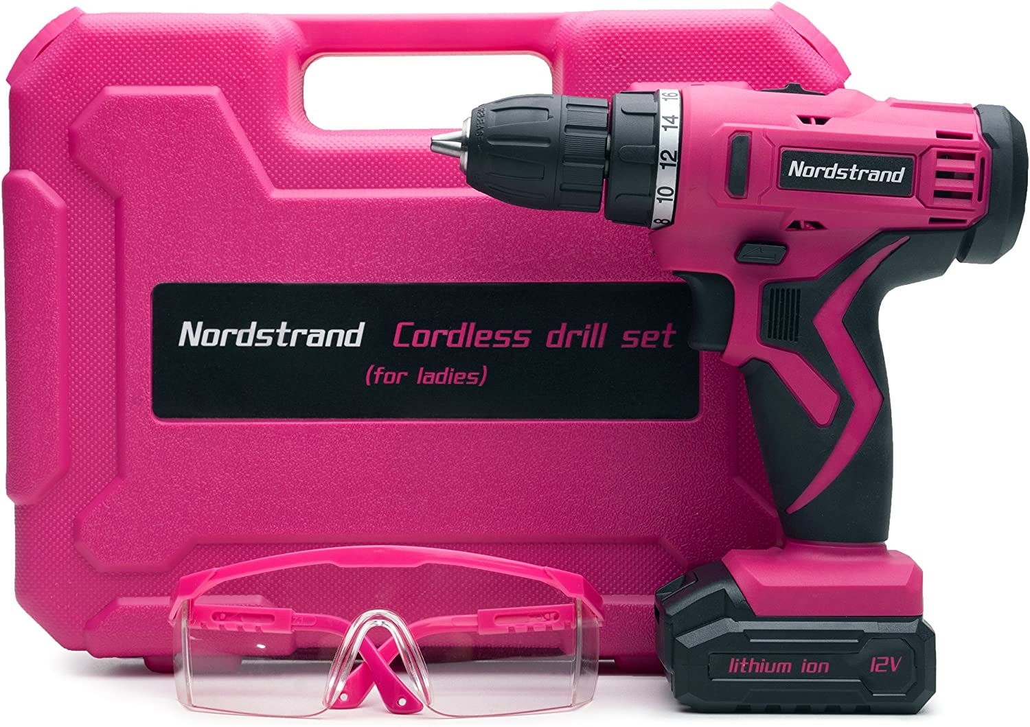 Nordstrand Cordless Drill