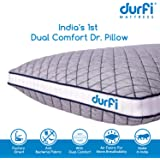 Durfi Dual Comfort Dr. Pillow (25 x 16 x 5 inch Full-Size Pillow)