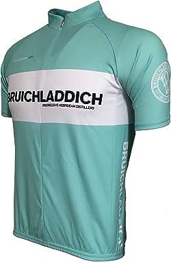 Bruichladdich Retro Cycle Jersey 4a4c41123