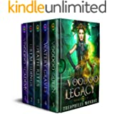 The Voodoo Legacy Complete Series: An Action Packed Fantasy Adventure