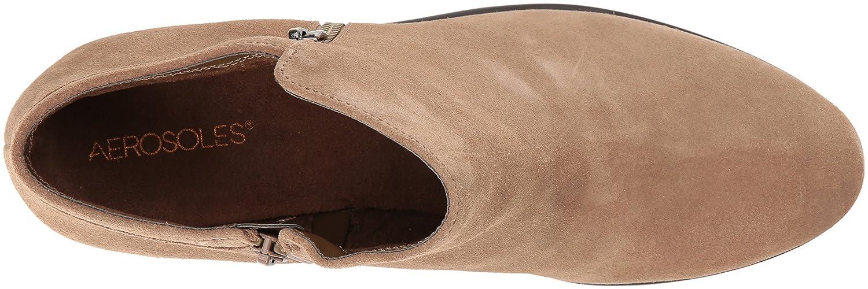 Aerosoles Women's Mythology Boot Tan B06Y62JCG8 9.5 B(M) US|Light Tan Boot Suede 4fb925