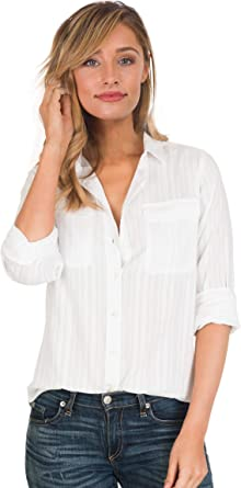 NEW WOMAN/'S LADIES LIGHTWEIGHT COOL SMART CASUAL 100/% COTTON SUMMER TOP BLOUSE