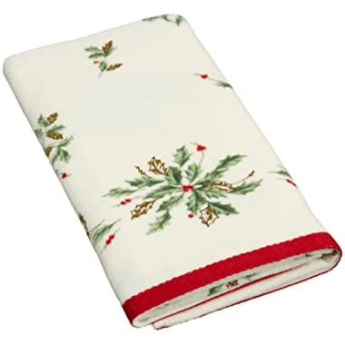 Lenox Holiday Printed Hand Towel