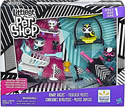 Amazon.es: Littlest Pet Shop HAS-C2452A - Littlest Pet C2452 ...