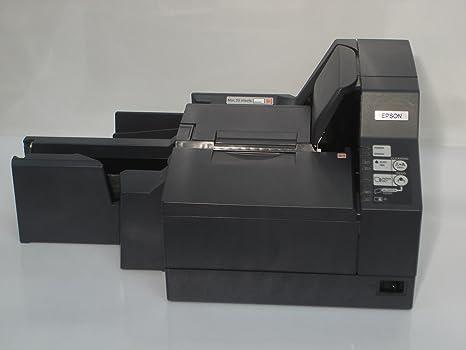 Amazon.com: Epson tm-j9100 Open Box, Check escáner con 2 ...