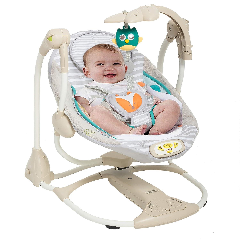 Baybee Automatic Baby Swing Feeding Chair Seat Rocker For Babies