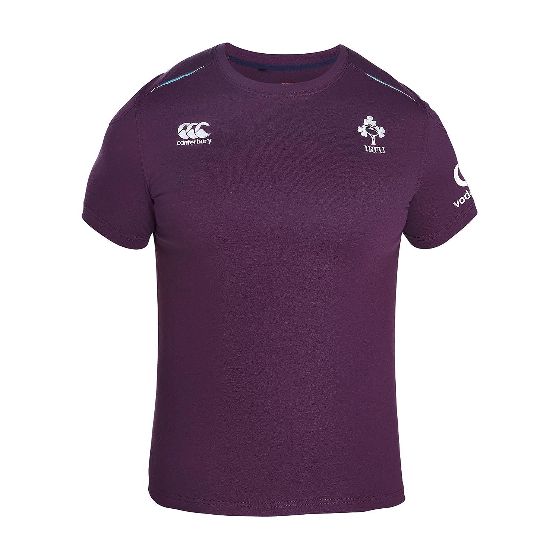 Canterbury Ireland Cotton Training T T-Shirt Homme