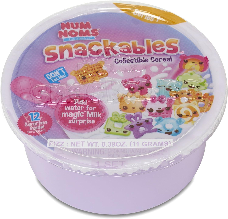 MGA Entertainment Num Noms Snackables: Amazon.es: Juguetes y juegos