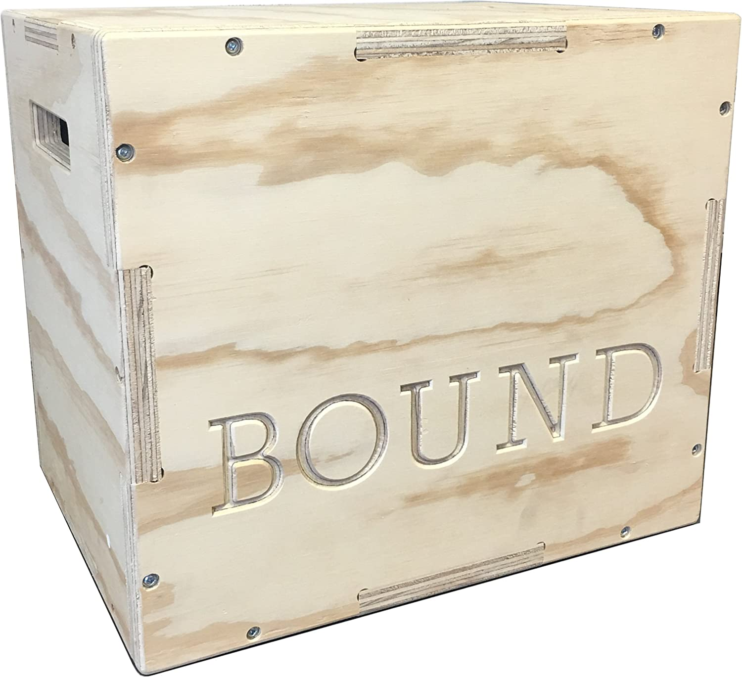 Bound Plyo Box 3-in-1 Wood Puzzle