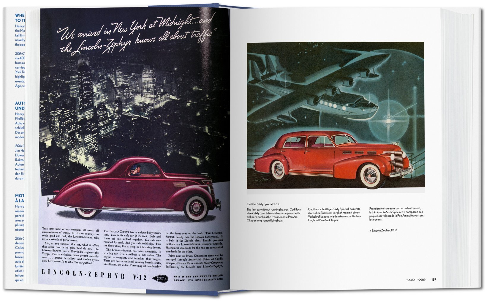 20th Century Classic Cars: 100 Years of Automotive Ads: Phil Patton ...