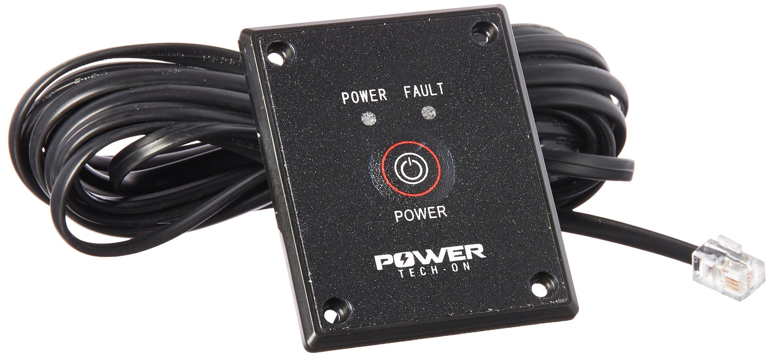 Power TechOn PS1002 Pure SINE Wave Inverter 1000W Cont/2000W Peak by Power TechOn (Image #2)