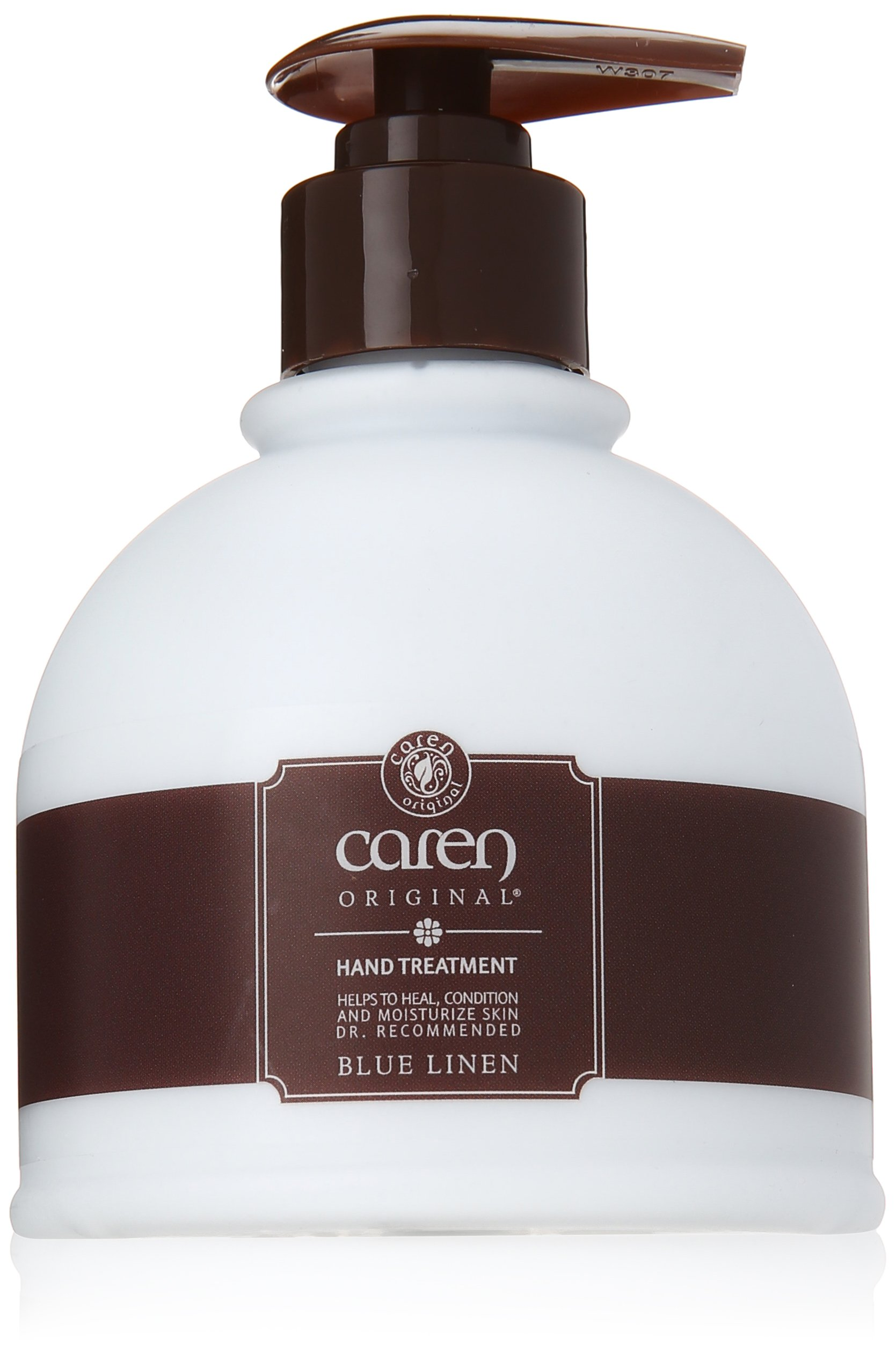 Caren Original Hand Treatment, Blue Linen, 12 Ounce