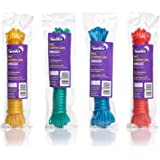Minky 20m Tough PVC Outdoor Clothes Line Assorted Colours (Including White and Transparent)