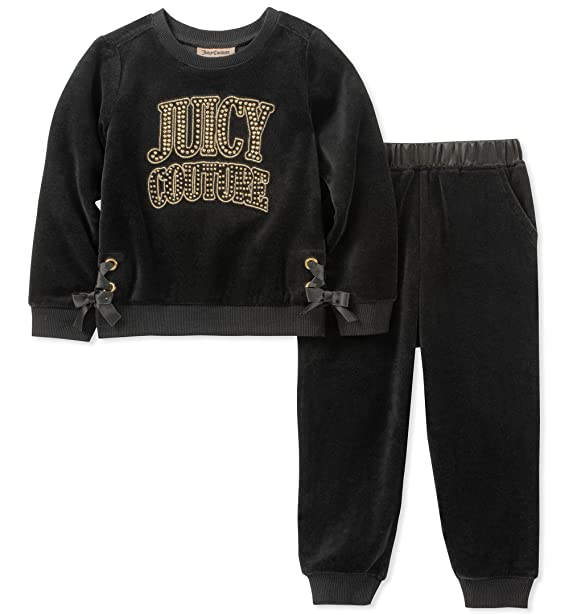 Amazon.com: Juicy Couture - Conjunto de pantalones de ...