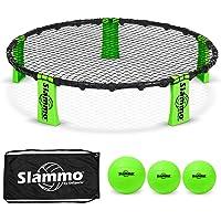Gosports Slammo Juego Set (incluye 3pelotas, funda de transporte y reglas)