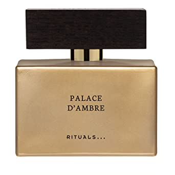 Rituals Palace Dambre Eau De Parfum 50 Ml Amazoncouk Luxury Beauty