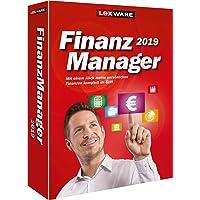 Lexware FinanzManager 2019 Box|Einfache Buchhaltungs-Software für private Finanzen und Wertpapier-Handel|Kompatibel mit Windows 7 oder aktueller