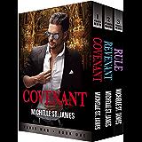 Paris Mob: The Complete Series Box Set (1-3): Covenant, Revenant, Rule