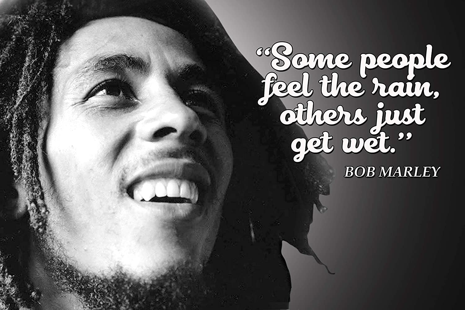Bob Marley Quote Posters For Classroom Black History Month Poster Decorations School Classrooms Wall Art Decor Teaching Supplies Inspirational