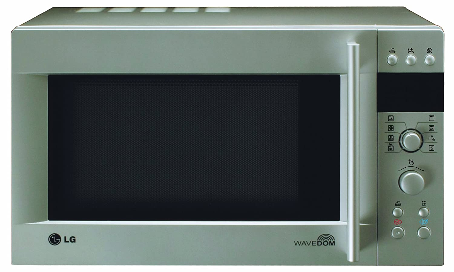 LG - Microondas Mc8284Ns, 32L, Conveccion, Pantalla Led ...