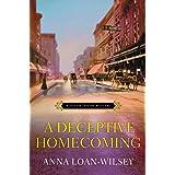 A Deceptive Homecoming (A Hattie Davish Mystery Book 4)