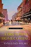 A Deceptive Homecoming (A Hattie Davish Mystery)
