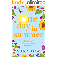 One Day In Summer: The perfect uplifting read for 2020 from Shari Low book cover